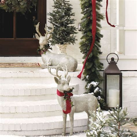 ballard deer christmas decor christmas pinterest
