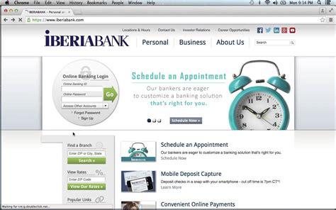 v bank login iberia bank banking login secure login