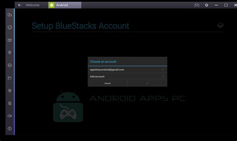 bluestacks google account how to run android apps for pc using bluestacks 2 apps