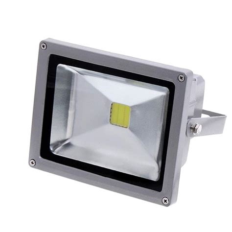 Led Flood Lights Outdoor High Power 10w 20w 30w 50w 100w Led Flood Light White High Power Outdoor Spotlights Light Ebay