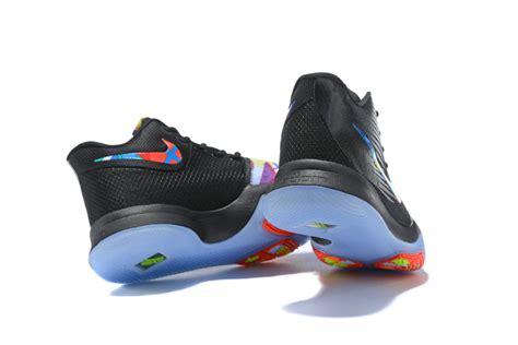 Nike Kaws kaws x nike kyrie 3 black multi color men s basketball