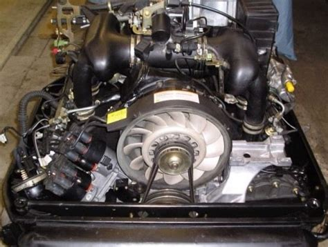1991 porsche 964 911 2 3 6 motor engine m64 01 ebay
