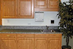 Plam Countertop by Capital Construction And Millworks Thermofoil Products