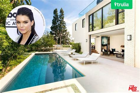 kris jenners address kendall jenner buys the west hollywood house of john