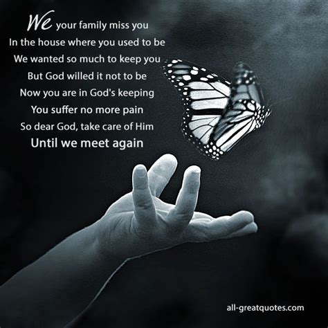 Letter Closing Until We Meet Again Best 25 In Loving Memory Ideas On Memorial Quotes In Loving Memory Quotes And
