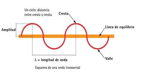 oscilacion onda de aprendizaje ciencias ii 191 qu 233 onda con la onda