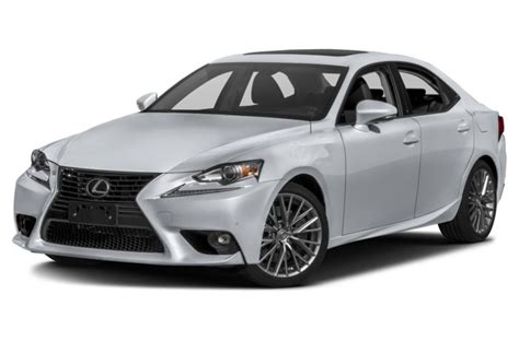 Lexus Is 300 Mpg by 2016 Lexus Is 300 Specs Safety Rating Mpg Carsdirect