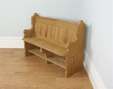 church benches for sale uk victorian 4ft pitch pine church pew circa 1860 1880