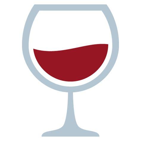wine emoji wine glass emoji for email sms id 7602