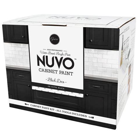 nuvo cabinet paint coconut espresso nuvo coconut espresso cabinet paint kit giani inc