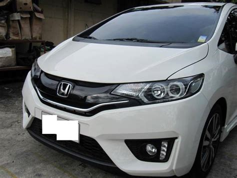 Lu Hid Jazz Rs hid retrofit 187 honda fit jazz rs r 2015