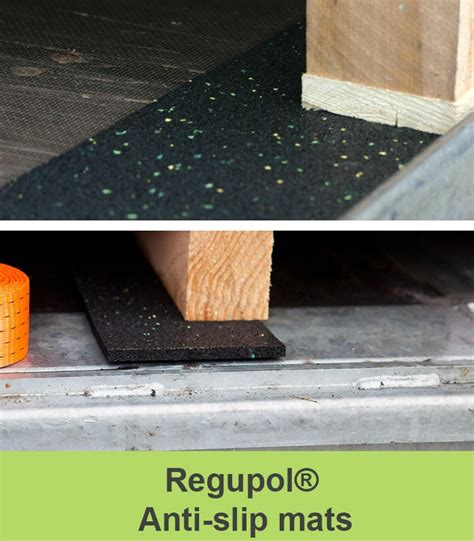 How To Stop Slipping On Mat by Anti Slip Transport Mat Regupol 1000 Lse