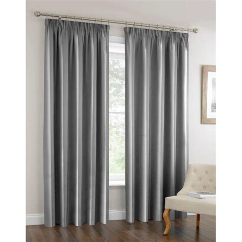 b m curtains oxford stripe fully lined curtain 46 x 72 quot home b m