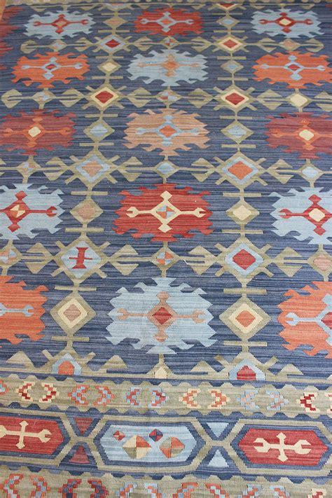 colorful kilim rug a new kilim rug for the entry thewhitebuffalostylingco