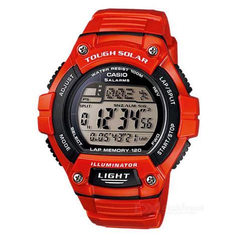 Casio W S220c 4avdf casio w s220c 4avdf digital alarm stopwatch without box free shipping dealextreme