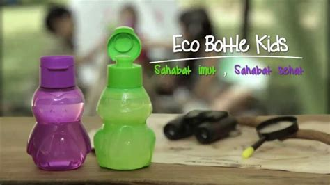 Tupperware Botol Karakter tupperware eco bottle