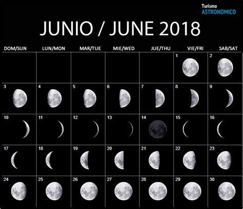 almanaque lunar y sus faces calendario lunar