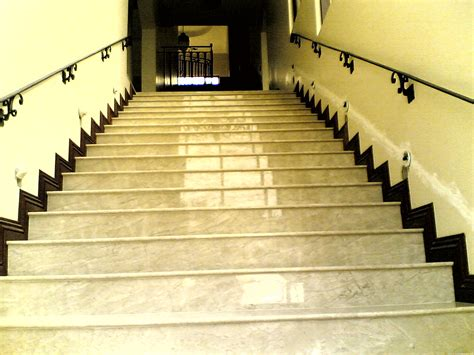 marble stairs boticina cream marble stair steps