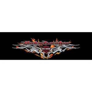 Harley Davidson Truck Accessories Canada Vantage Point 174 Harley Davidson Window Graphics 179557