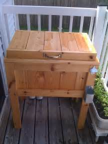 Pdf diy wood cooler stand plans download diy stools plans