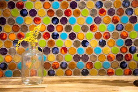 backsplash ideas extraordinary multi color backsplash
