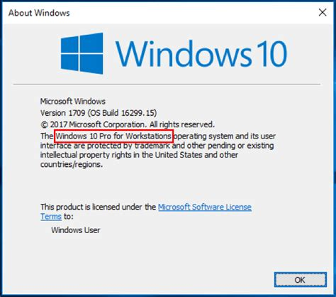 install windows 10 pro installing windows 10 pro for workstations