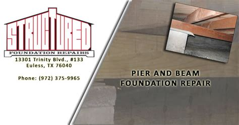 pier and beam foundation repair pier and beam foundation repair foundation repair cost