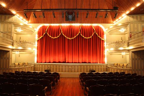 Grand Opera House Of The South by Crowley Louisiana Opera House Restored To Original