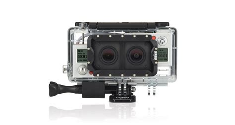 gopro new gopro introduces new housings for 3 3d dual