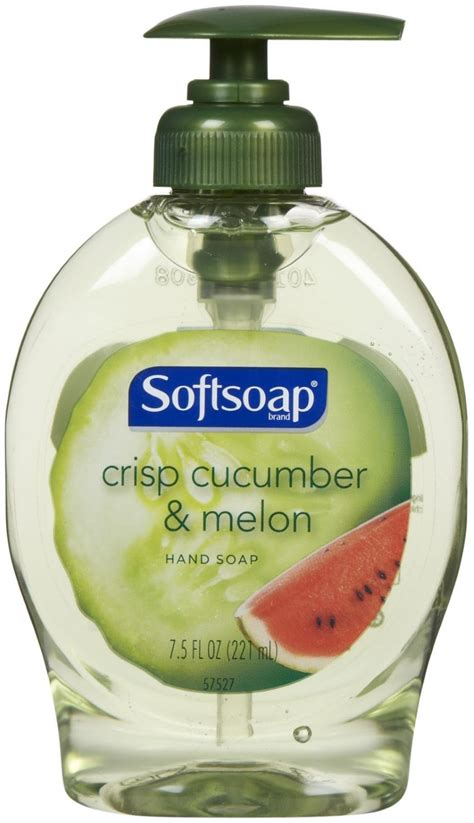 Skin Atm Bca 08 Best Seller 3 softsoap soap crisp cucumber melon 7 5 fl oz