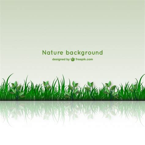 templates for powerpoint nature hd nature background with glass vector free download
