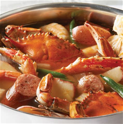 Boiling Crab Gift Card - traditional crab boil recipe