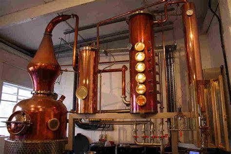 Handmade Copper Still - gin distillery brings the spirit back to npr