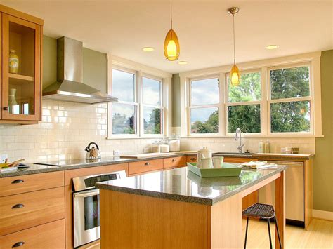 Which Color Subway Tile For Maple Cabinets And Granite - 20 subway tile kitchen designs