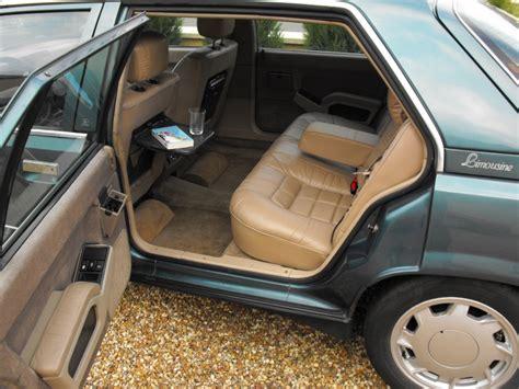 renault 25 limousine leboncoin renault 25 turbo dx limousine