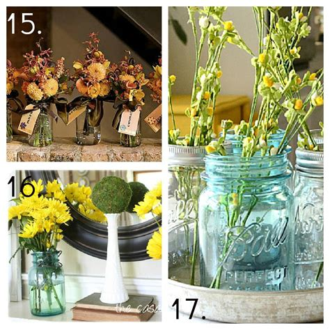 table centerpieces with jars a new way of thinking