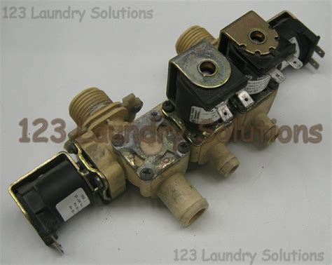 3 way laundry washer 3 way mixing valve 110v unimac f380740p f730455p