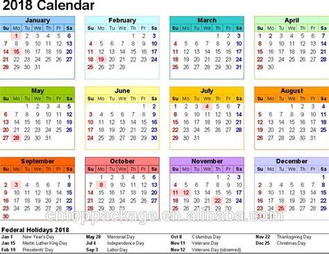 printable calendar 2018 thailand ขนาดใหญ ขนาดใหญ ประจำป ว นหย ดผน งพ มพ ปฏ ท น2018 buy