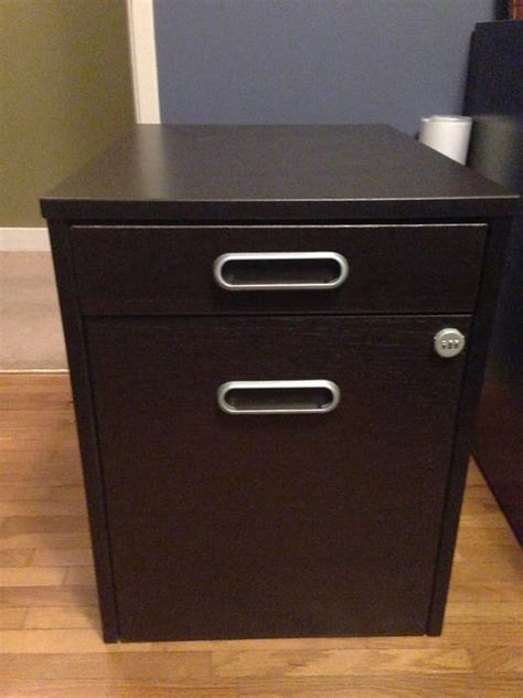 desk with file cabinet ikea ikea computer desk with side storage and filing cabinet