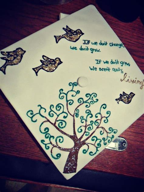 grad themes quotes 72 best images about graduation cap decorations and