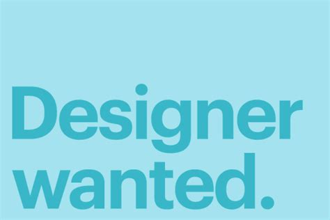 magazine design vacancy web print graphic design job vacancy with out of hand