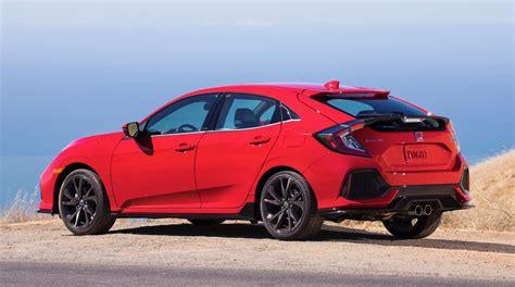 2018 honda civic hatchback priced at 20 775 the torque