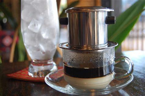 Vietnamese Coffee! Yummy in the tummy.