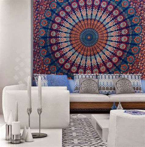 tapestries for rooms home accessory bedding mandala bedsheet bedcover tapestry tapestry wall hanging living