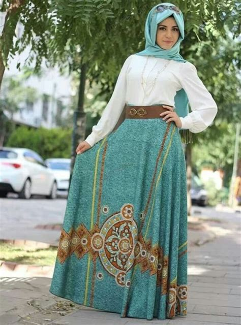 2015 ankara muslimah styles turkish hijab for casual wear 2016 styles 7