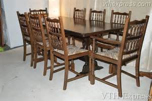 Used Dining Table Chairs Used Dining Table For Sale Bukit