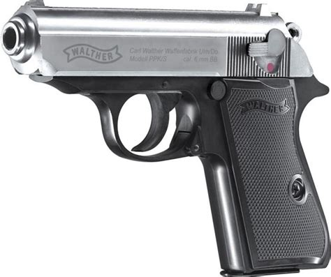 Jual Airsoft Gun Walther Ppk Airsoft Gun Walther Ppk S Umarex Operated Pistols