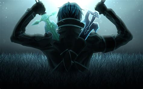 anime wallpaper hd kirito sword art online kirito wallpaper by adiim on deviantart