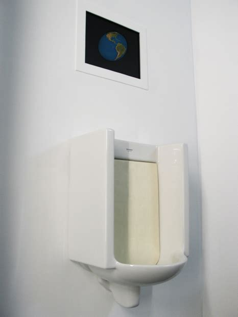 interactive urinal wikipedia