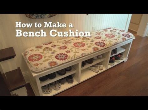 sewing a bench cushion pinterest the world s catalog of ideas
